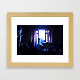 They Watch Framed Art Print