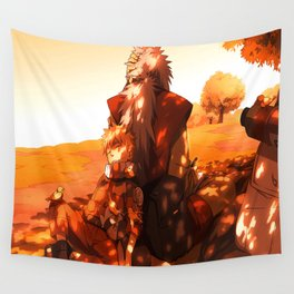 moments with the teacher Wall Tapestry