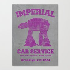 Imperial Car Service Canvas Print