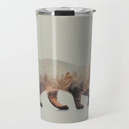 Cat: Maine Coon Travel Mug