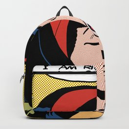 Rich, Beautiful, and Ruthless! Ronnie, Roy Style Backpack