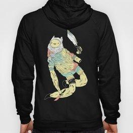 Rainbow Sweater Finn Hoody
