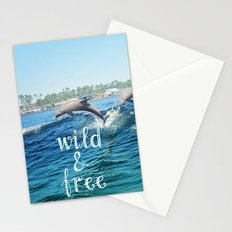 Wild & Free Stationery Cards