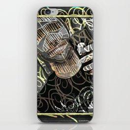 Zak #20 iPhone Skin
