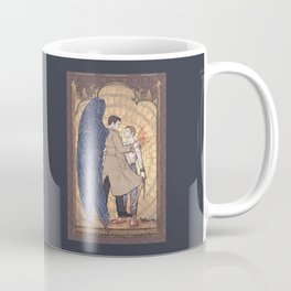 Angelic Intervention (Dean Winchester is Saved) Coffee Mug