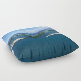 Grand Turk Floor Pillow
