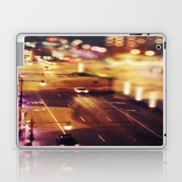 Blurred Lights Laptop & iPad Skin