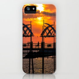 California Dreaming - Redondo Beach Pier iPhone Case