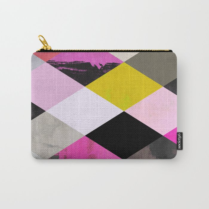 colour + pattern 15 Carry-All Pouch