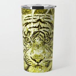 tiger - king of the jungle Travel Mug