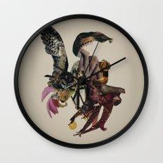 The Drain Wall Clock