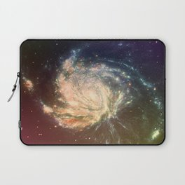 Galaxy Warps #2 Laptop Sleeve