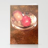 thanksgiving Stationery Cards featuring Thanksgiving by Bonnie M. Cummings ~ BeauCollage