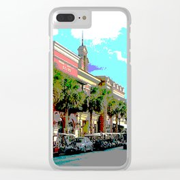 Locals Only-The Villages, Florida Clear iPhone Case