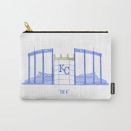 Kauffman Stadium Carry-All Pouch