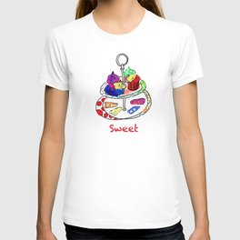 Oh, sweet! Cupcakes T-shirt