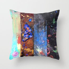 Yet the Attack provoked an Immortal Fire Throw Pillow