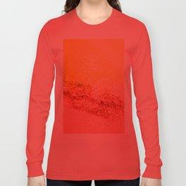 Tropical Summer Lady Glitter #2 #shiny #decor #art #society6 Long Sleeve T-shirt