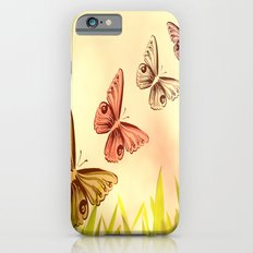 butterfly fantasy iPhone 6s Slim Case