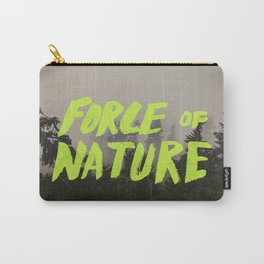 Force of Nature x Cloud Forest Carry-All Pouch