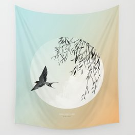 [9.18—9.22] Swallows Leave Wall Tapestry