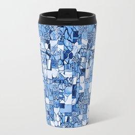 Tiles Delft Blue ~ 1 Travel Mug