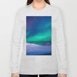 Northern Lights (Aurora Borealis) 15. Long Sleeve T-shirt