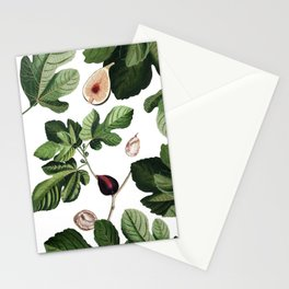 Figs White Stationery Cards