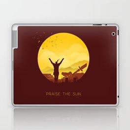 Solaire (Dark Souls) Laptop & iPad Skin