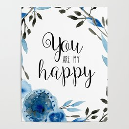 You Are My Happy 01 Poster