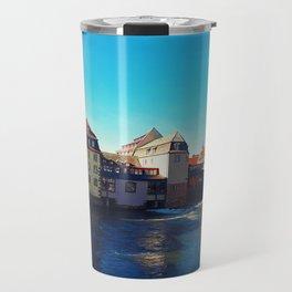 La Petite France Travel Mug