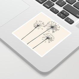 Dandelions Sticker