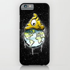 shit rules the world Slim Case iPhone 6s