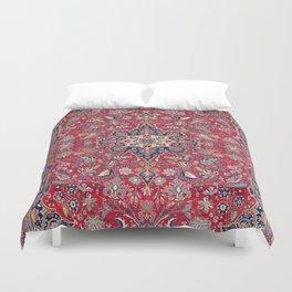 Bijar Kurdish Northwest Persian Rug Print Duvet Cover