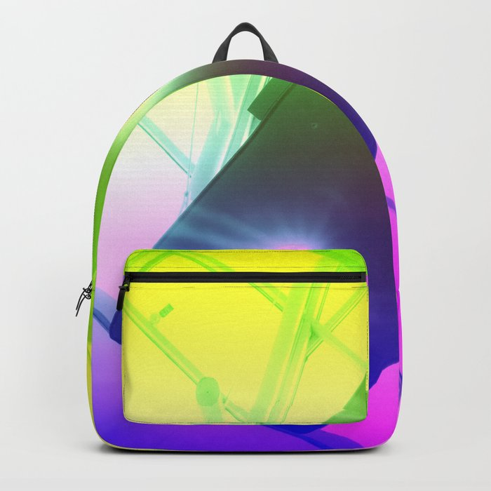 Urban Psychedelic Lights Backpack