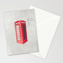 Oxford Phone Booth Stationery Cards
