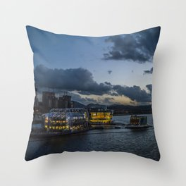 Sevit Throw Pillow