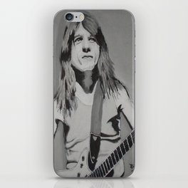 Malcolm Young iPhone Skin