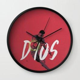 Leo Messi Wall Clock