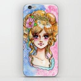 rococo princess in shojo-manga iPhone Skin