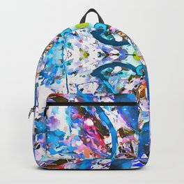 Pitlane Glitch Backpack