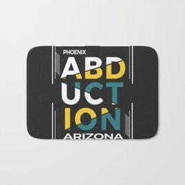 ABDUCTION | UFO Art Bath Mat