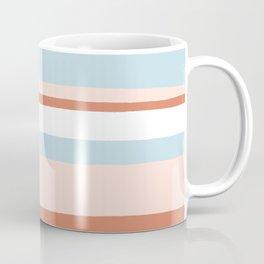 mesa, desert pastel stripes Coffee Mug
