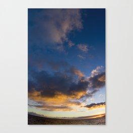 Kauai Sunset - Makahuena Point Canvas Print