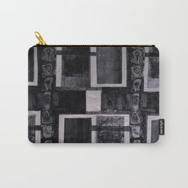 Charcoal Carry-All Pouch