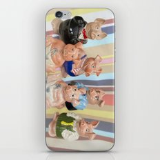 Nat West Piggy Bank iPhone & iPod Skin