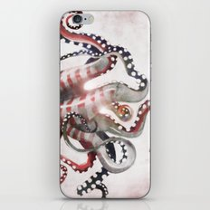 Sea Monster iPhone & iPod Skin