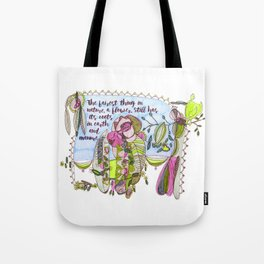 The Fairest Thing in Nature Tote Bag