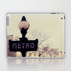 Metro Laptop & iPad Skin