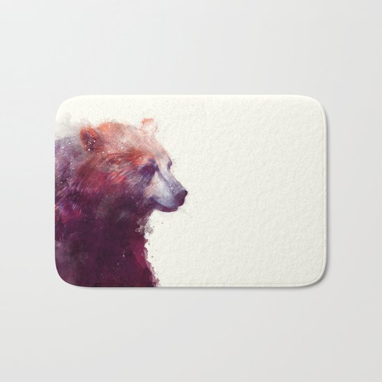 Bear // Calm Bath Mat